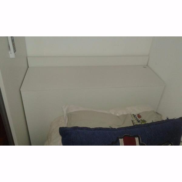 Cabecera con baúl para cama de 1 plaza , Carpintero en Montevideo de ...