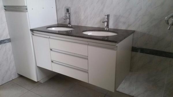 Muebles para ba o bajo para bacha y panelero carpintero - Muebles para sanitarios ...