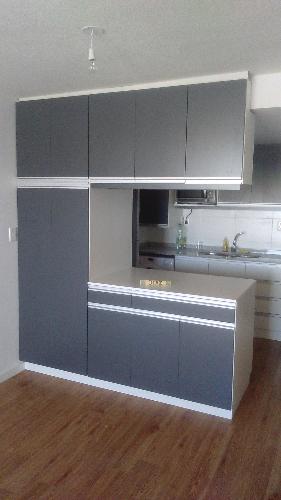 Equipamiento de cocina a reos carpintero en montevideo for Muebles de cocina montevideo