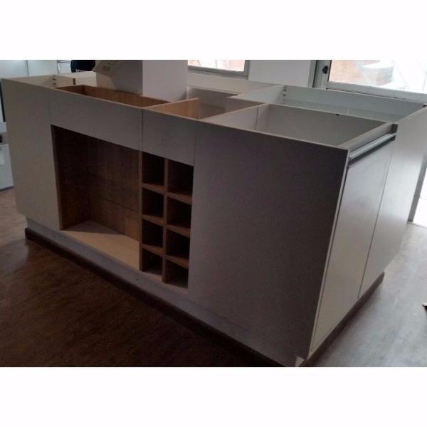 Isla de cocina a medida carpintero en montevideo de - Cocinas a medida ...