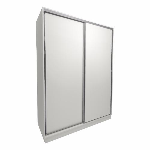 Placares para dormitorio con o sin espejo en montevideo de for Placares a medida uruguay