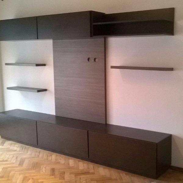 mueble para living rack modular para tv carpintero en