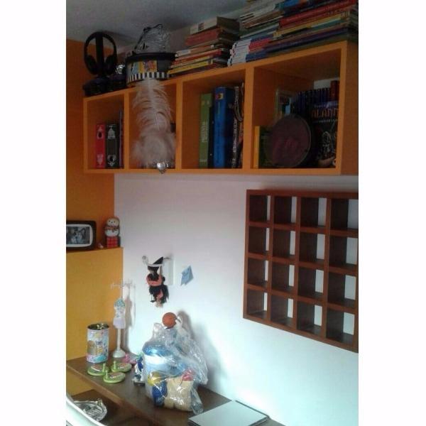 Cubos Y Estantes Para Dormitorio Juvenil Carpintero En