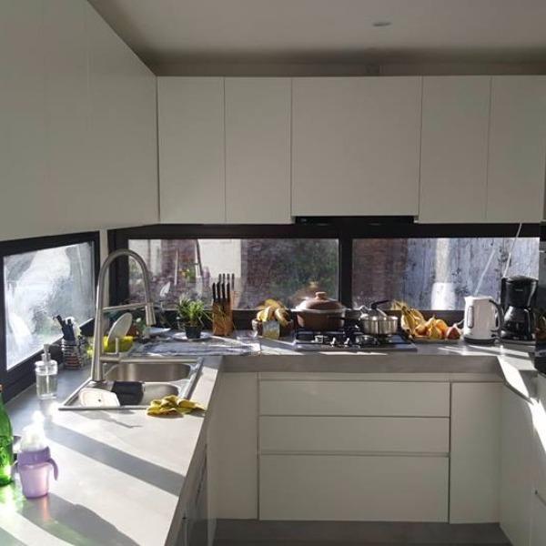 Equipamiento de cocina con auxilares para carpintero en for Muebles de cocina montevideo