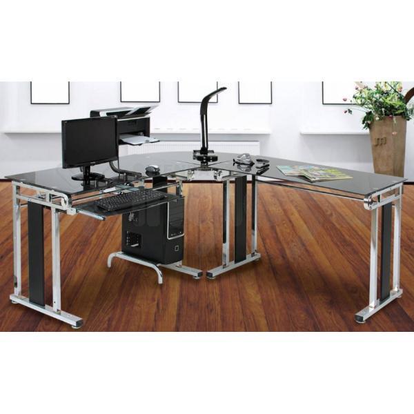 Escritorios mueble de medidas est ndar en for Medidas estandar de escritorios de oficina